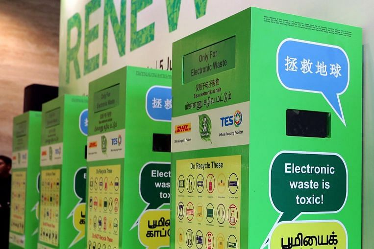 Heeding the call to recycle e-waste