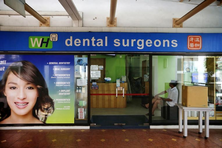 Dentist accused of forgery and making false claims of around $30,000 from Medisave