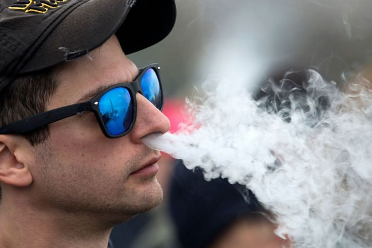 Belgium reports first death from vaping