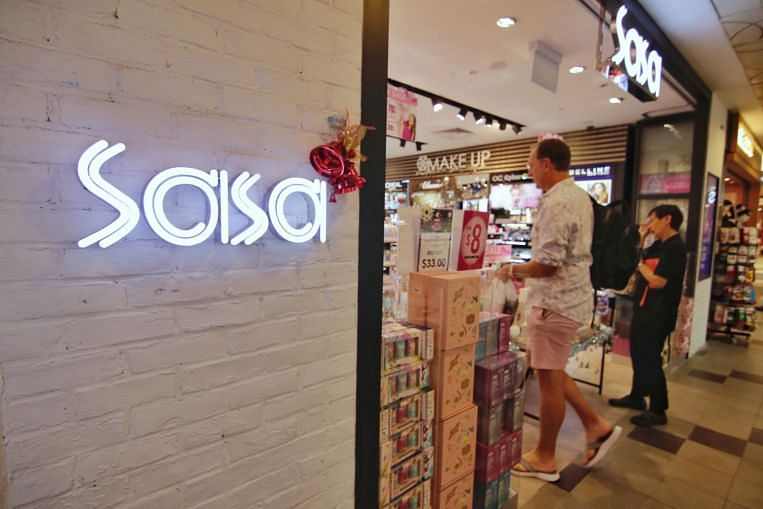 Sasa's shop staff say management has yet to inform them of its move to quit Singapore; closure surprises customers