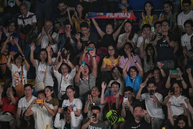 Fans proud of 'amazing' SEA Games