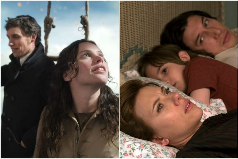 At The Movies: The Aeronauts floats like lead, while Marriage Story rises