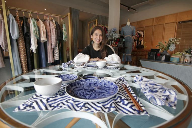 Singapore fashion label Ong Shunmugam launches first tableware collection