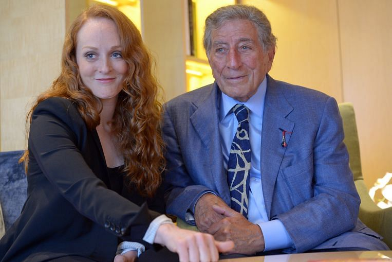 US jazz singer Antonia Bennett wants to sing into her 90s - just like her dad Tony