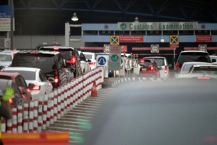 ICA warns of traffic delays at checkpoints for Chinese New Year holidays