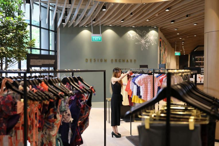 Design Orchard's retail showcase saw more than 220,000 visitors last year. Image: ST File