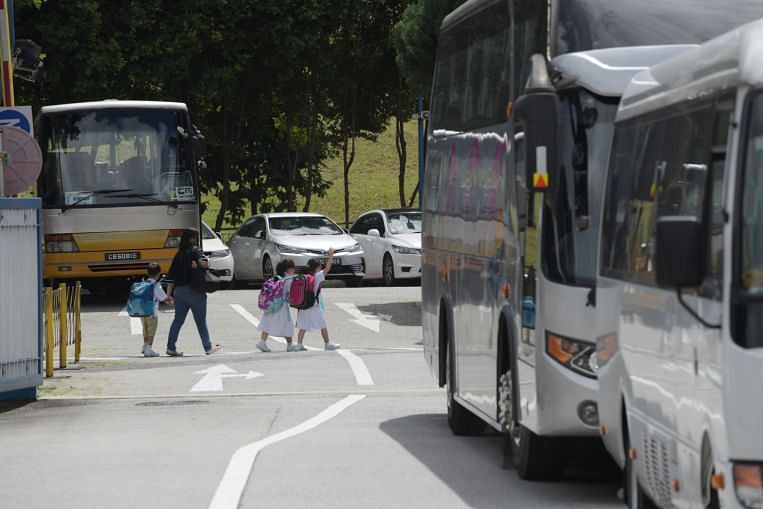 School buses to get 'smart' makeovers to allow e-payment, GPS tracking and attendance taking