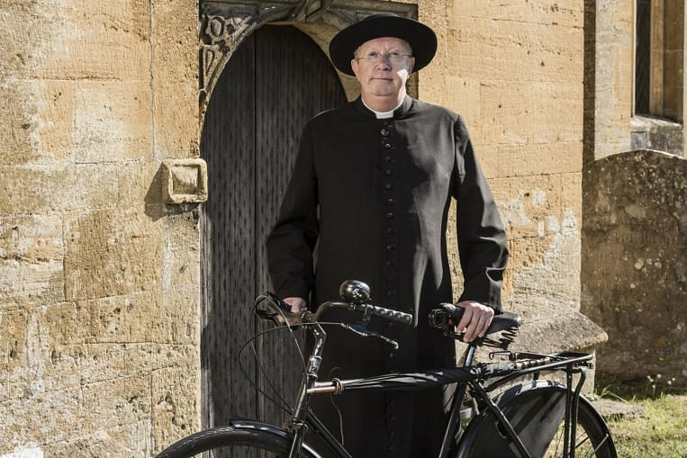 Classic whodunit series Father Brown on track to clocking 100 episodes