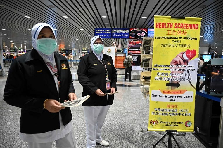 Wuhan virus: Police report lodged after Chinese toddler in Johor dodges quarantine