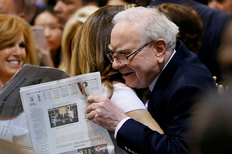 Warren Buffett News