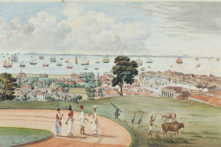 What are five reasons to visit the On Paper: Singapore Before 1867 exhibition?