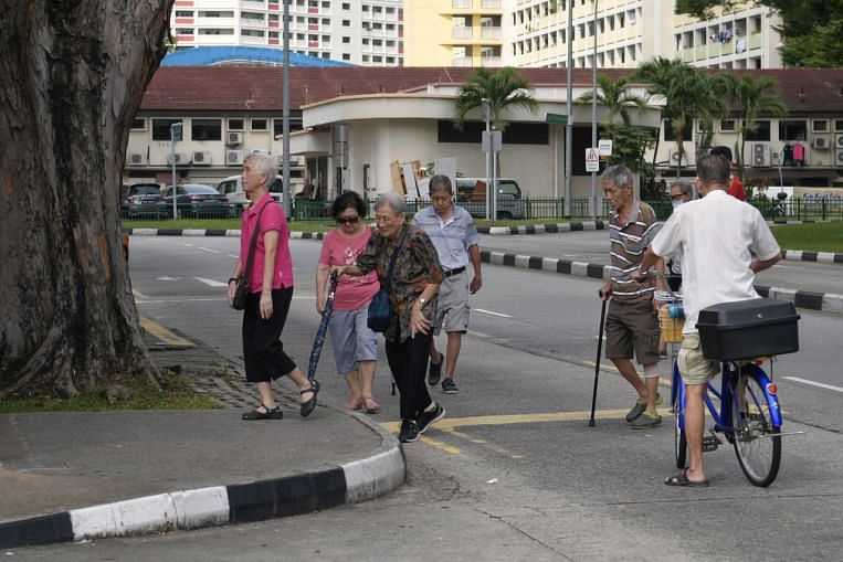 Singapore Budget 2020: More elderly Singaporeans to qualify for Silver Support payouts