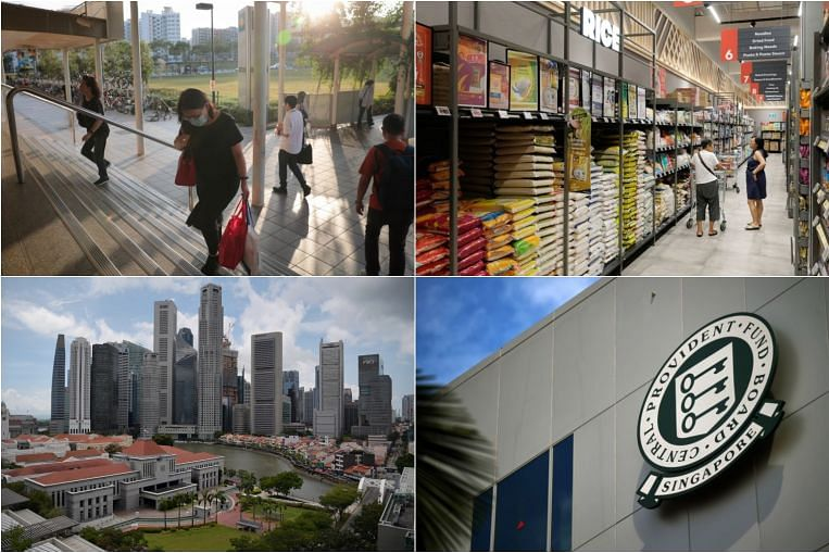 Top stories from Finance Minister Heng Swee Keat's Budget statement