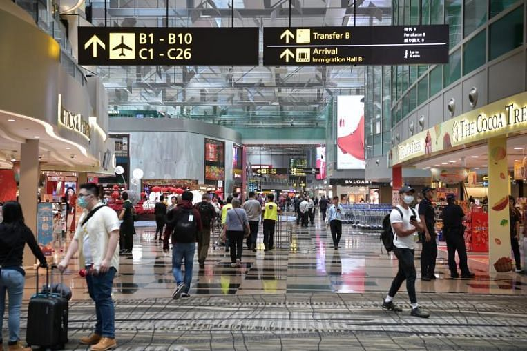 Coronavirus: Flights between Singapore and mainland China plunges, traffic from other regions also declining
