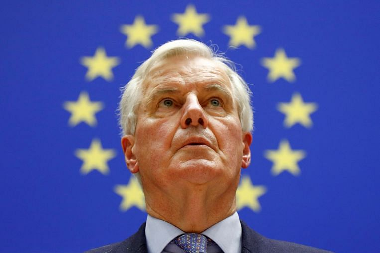 EU's Michel Barnier rules out Canada-type trade deal for Brexit Britain