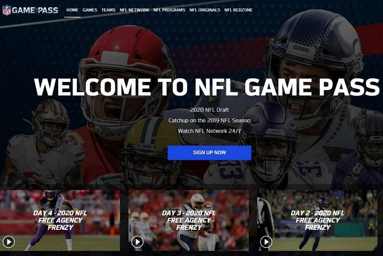 Coronavirus: NFL, NBA offer complimentary game and video archives via Game Pass and app amid league