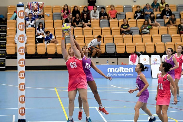 Coronavirus: First major local competition in Singapore cancelled as Netball Super League is called off