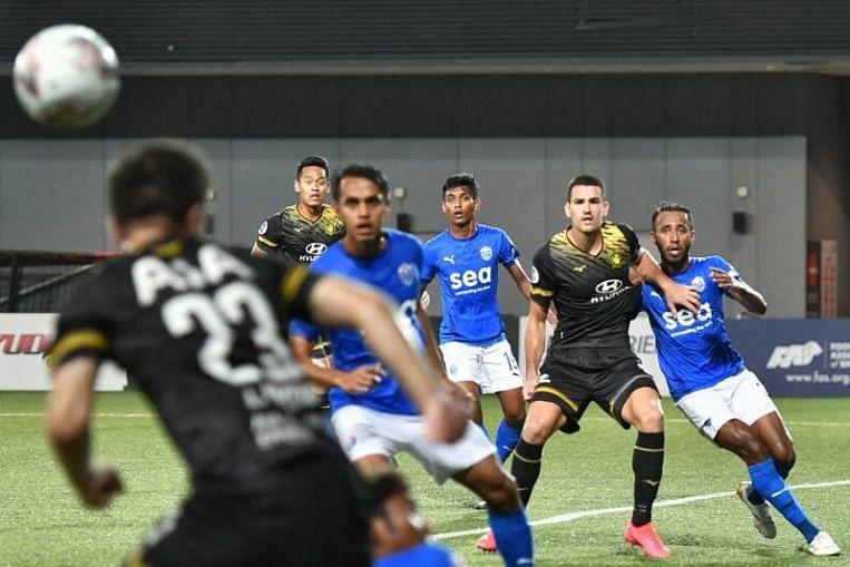 Coronavirus: Singapore Premier League footballers could face pay cuts