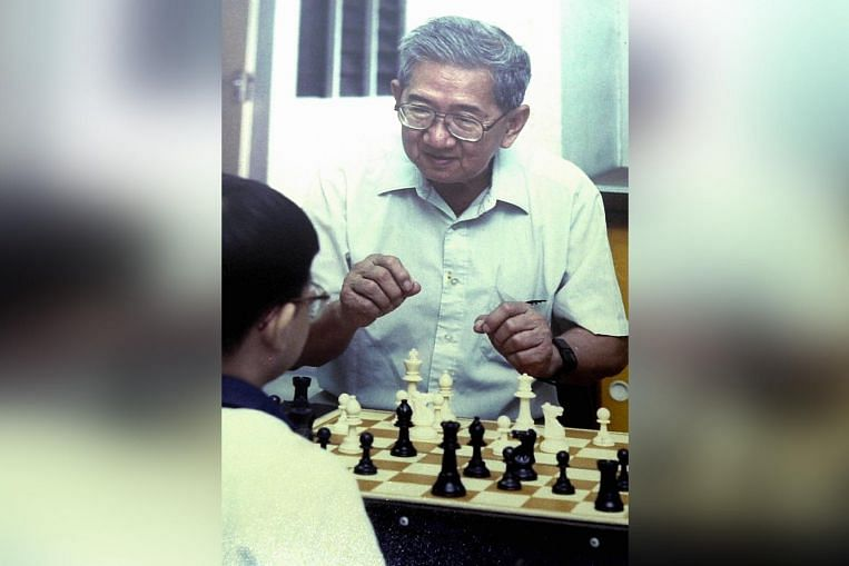 Chess: Singapore's four Grandmasters to take on 100 challengers to celebrate 'Father of chess' Professor Lim Kok Ann
