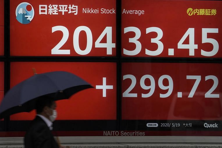Asia shares rise as investors look past US-China tension; STI up 1% ahead of 4th Covid-19 Budget