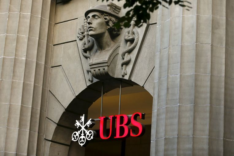 UBS to start own venture capital fund in effort to digitise bank