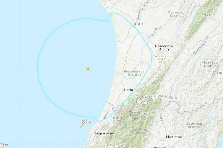 Earthquake rattles New Zealand for the second time in 48 hours