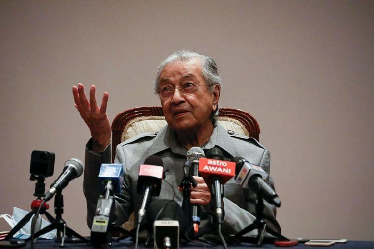 Mahathir on the warpath: The Star columnist