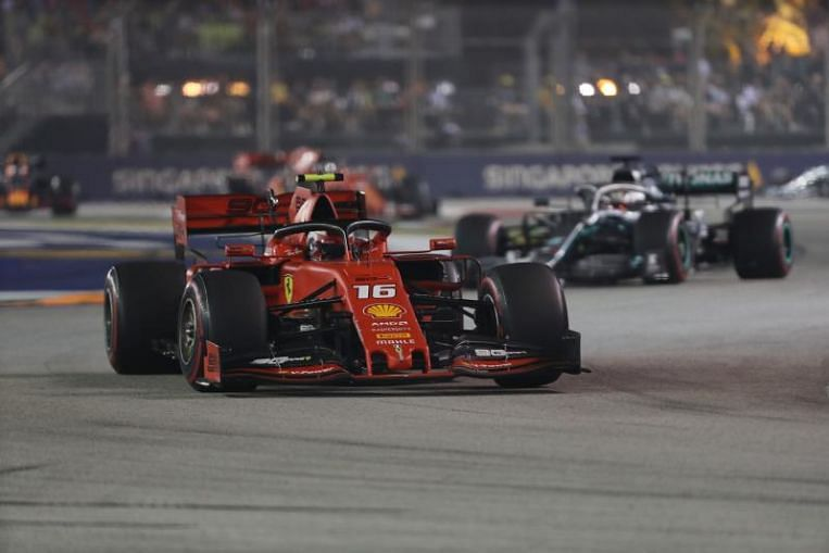 Formula One: S'pore Grand Prix running out of time in a year of twists and turns for F1