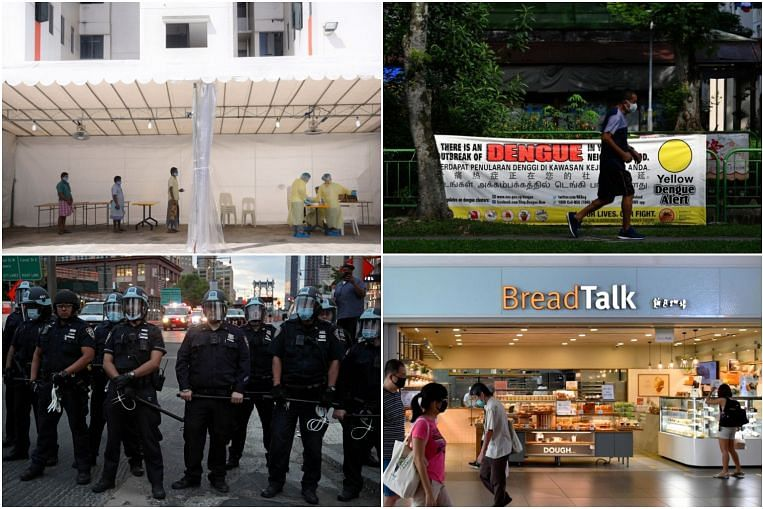 Evening Update: Today's headlines from The Straits Times on June 3