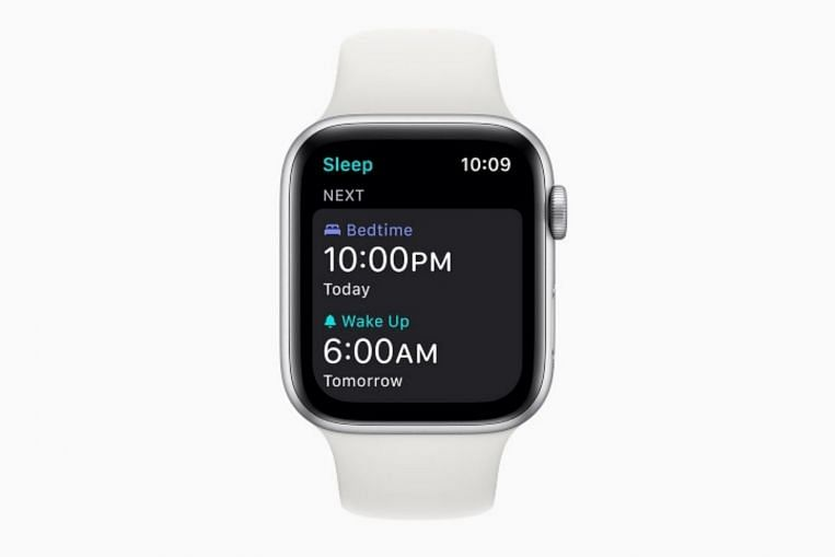 Image of article 'Apple making sleep tracking available for Apple Watch in the future'