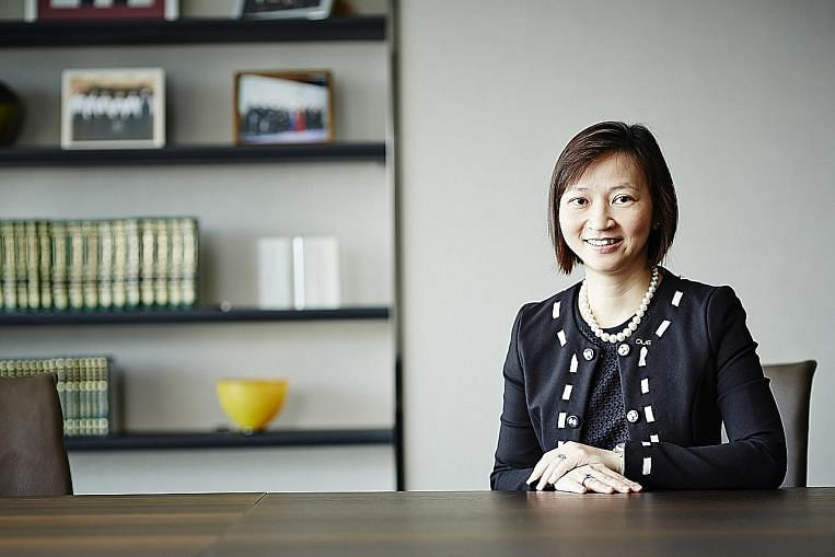straitstimes.com - OUE C-Reit manager CEO aims to inspire people to new heights