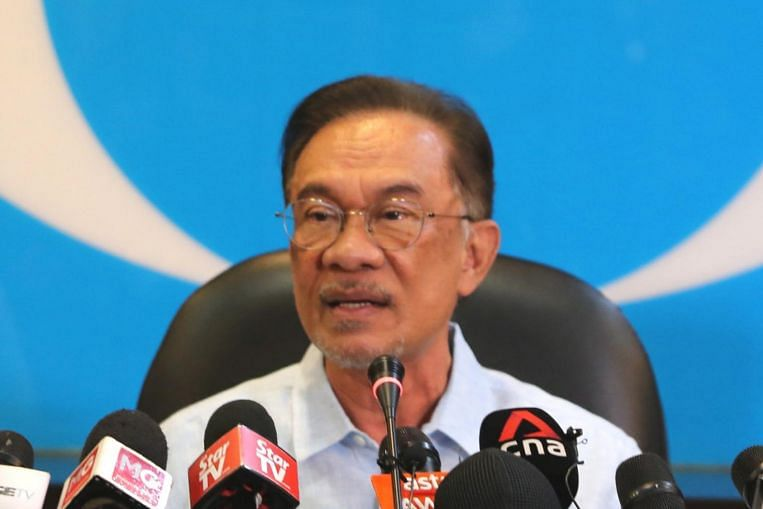Malaysia's opposition reaffirms Anwar Ibrahim as PM candidate, but open to talks with others
