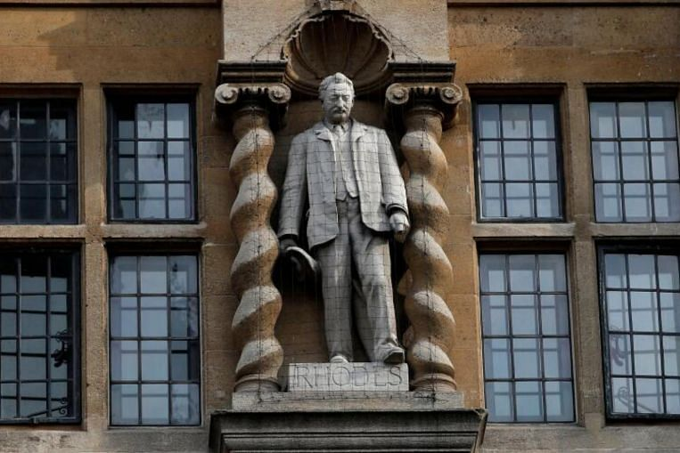 www.straitstimes.com: Oxford faces pressure to change as universities confront racism