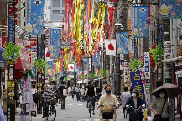 Japan's household spending slumps at record pace in May