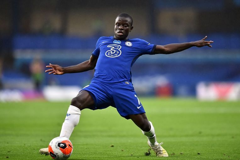 Football: Chelsea's Kante ruled fit against Bayern, says Lampard