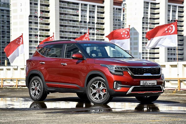 Cool, compact crossover