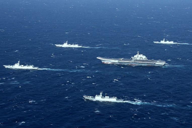 China can safely drop nine-dash line in South China Sea and win friends in Asean: China expert