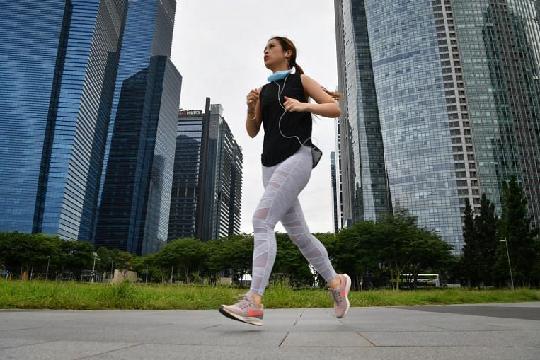 ST Virtual Run: Podcasts an alternative for runners who want to multitask while exercising