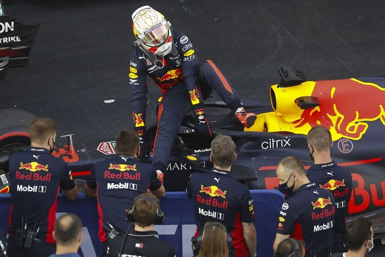 Formula One: Max Verstappen surprises himself with front row seat at Sochi