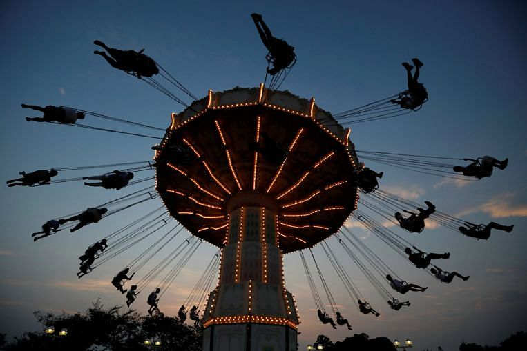 Fate of 113-year-old carousel in Tokyo unknown, as amusement park makes way for Harry Potter theme park