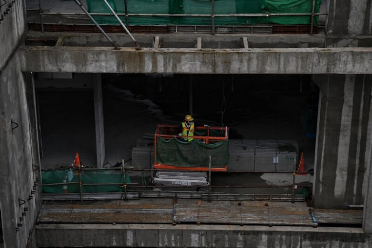 Construction sector needs to able to take on future 'black swan' events: Desmond Lee