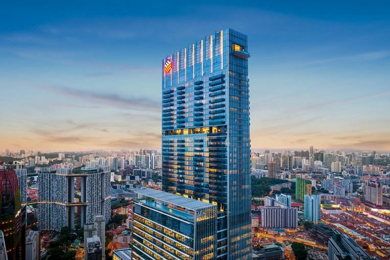 Dysons sell 3-storey penthouse at Wallich Residence in Singapore for $62 million: Report