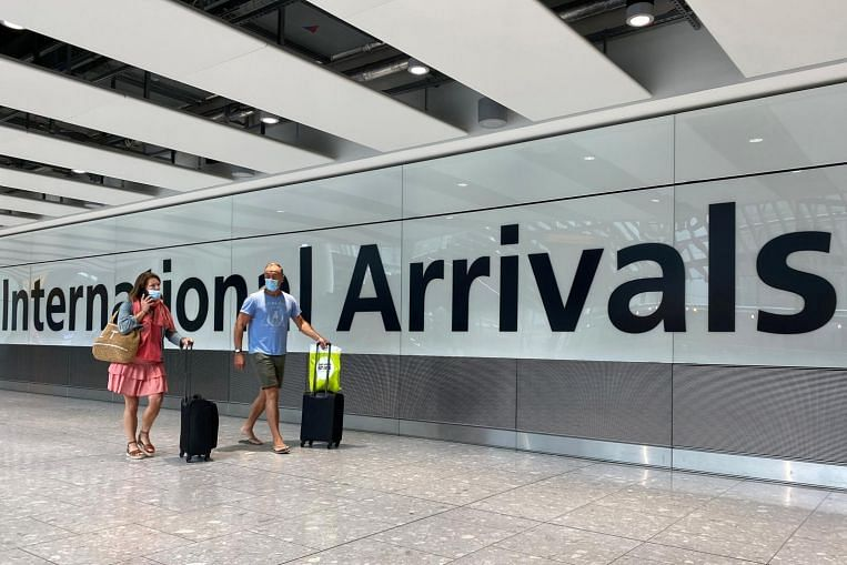 UK to start one-hour Covid-19 tests at Heathrow airport