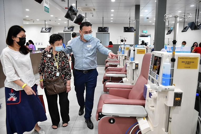 NKF to fund projects to boost kidney health thumbnail