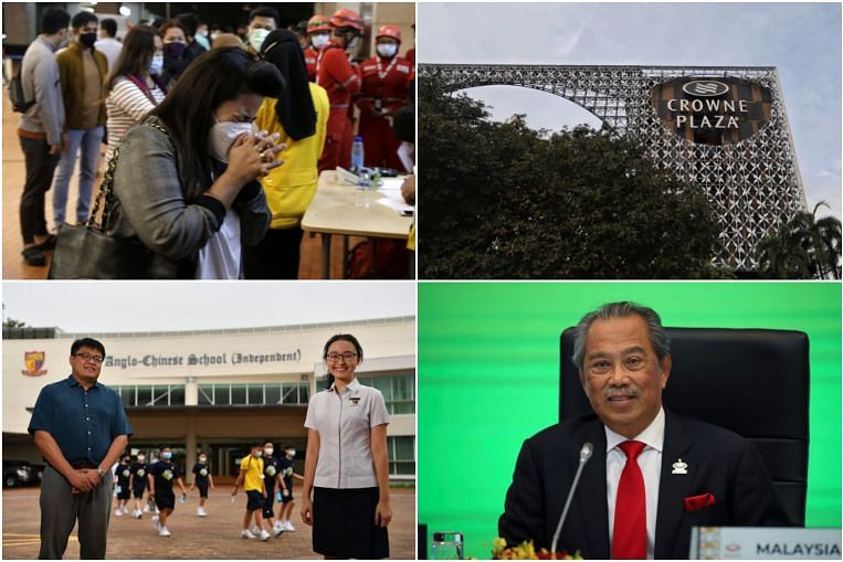Morning Briefing: Top stories from The Straits Times on Jan 10 thumbnail