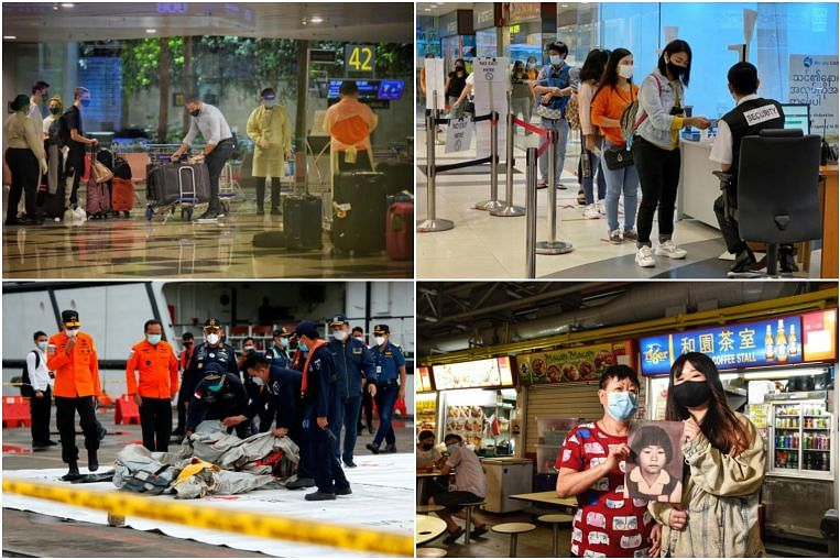 Morning Briefing: Top stories from The Straits Times on Jan 11 thumbnail