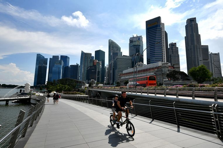 World Economic Forum meeting in S'pore in May: Health and safety of participants will be a top priority thumbnail
