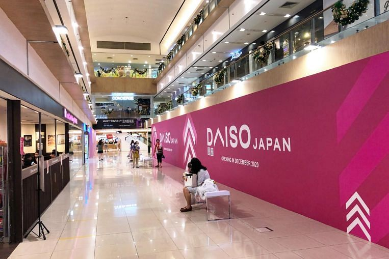 Daiso sets up online store as e-commerce grows thumbnail