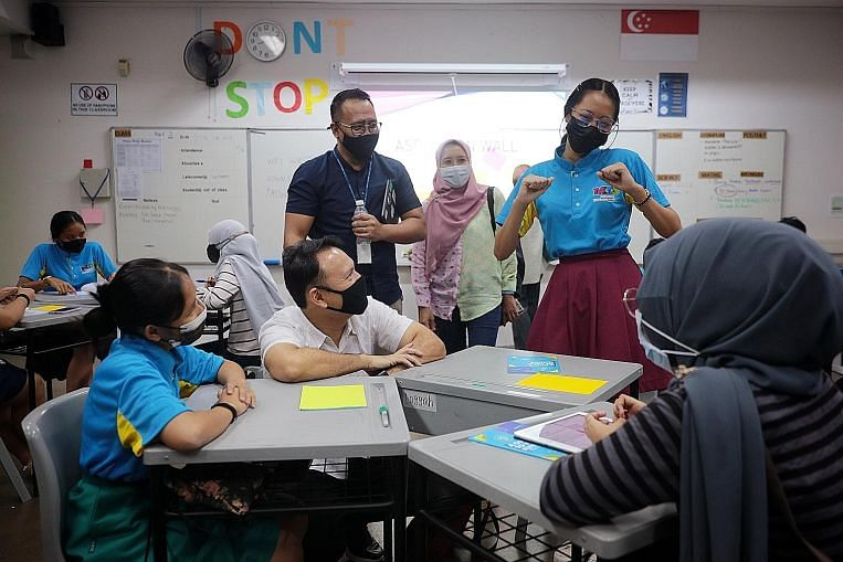 Mentoring, help with more subjects at Mendaki tuition thumbnail