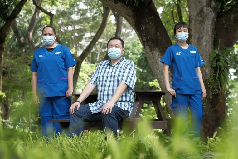 A year of Covid-19: Singapore gears up for next stage in virus war thumbnail
